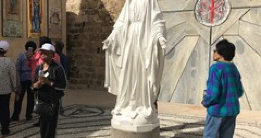 Galilee, Nazareth and More! (CCBC's 2018 Israel trip – 3/8/18)